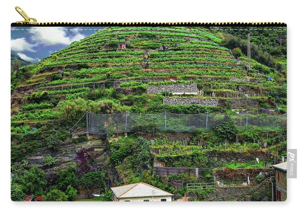 Vineyards Of Italy Carry-all Pouch