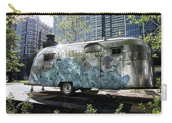 Vintage Airstream Carry-all Pouch