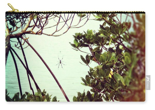 Vintage Banana Spider Carry-all Pouch