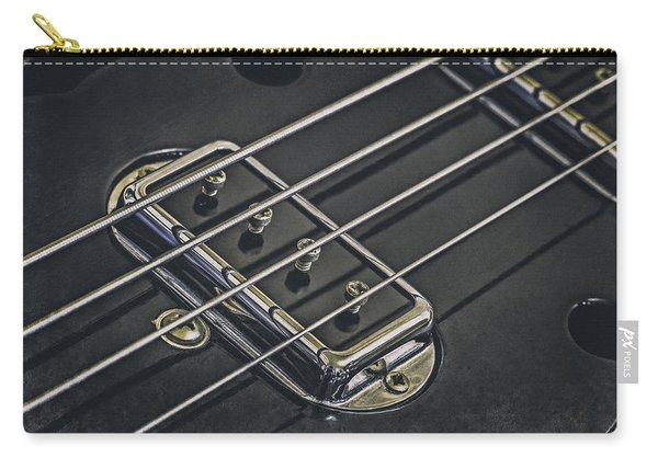 Vintage Bass Carry-all Pouch