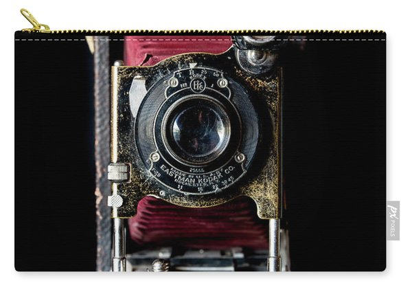 Vintage Bellows Camera Carry-all Pouch