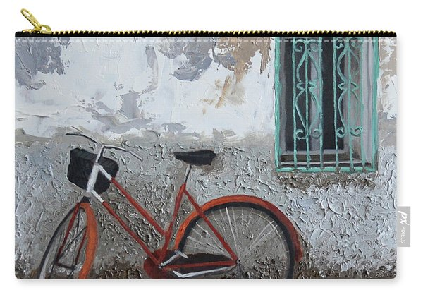 Vintage Series #3 Bike Carry-all Pouch