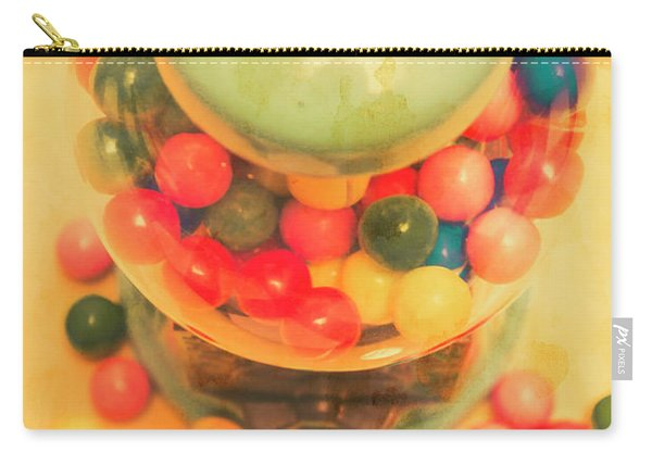 Vintage Candy Machine Carry-all Pouch