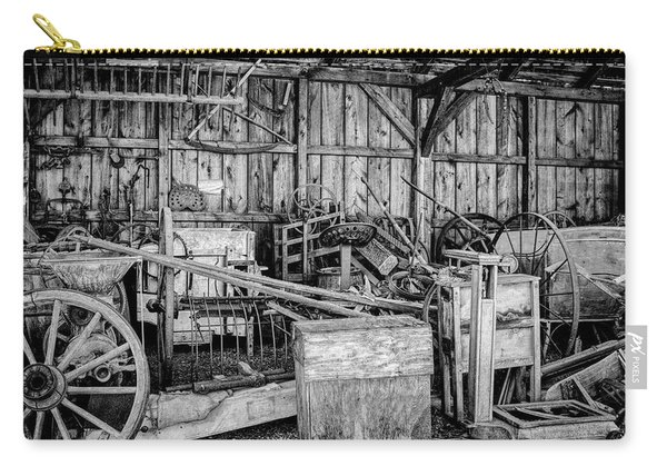 Vintage Farm Display Carry-all Pouch
