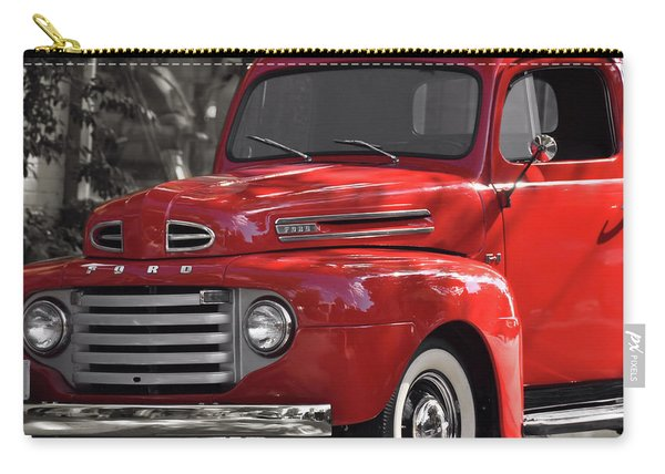 Vintage Ford Carry-all Pouch
