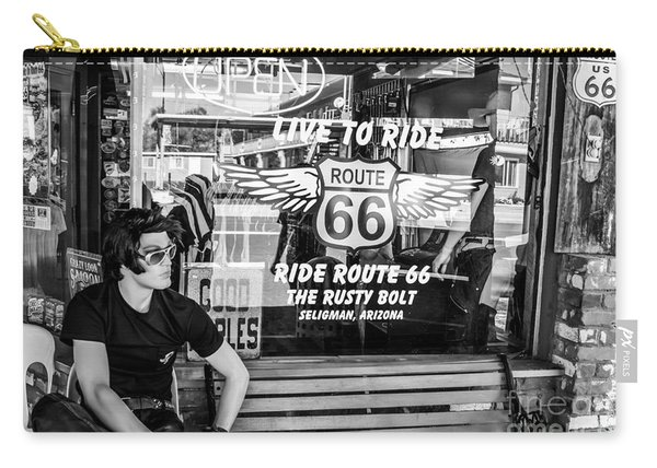 Vintage General Store Carry-all Pouch