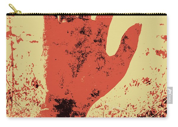 Vintage Horror Poster Art  Carry-all Pouch