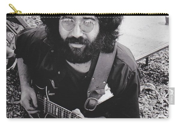 Vintage Jerry Garcia Carry-all Pouch