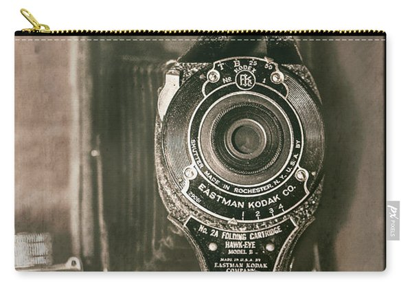 Vintage Kodak Camera Carry-all Pouch