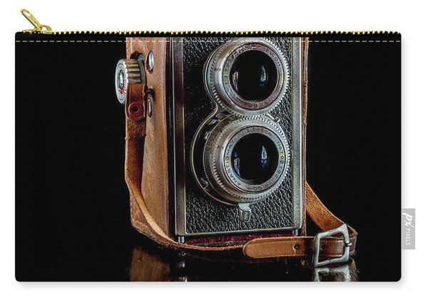 Vintage Ricohflex Camera Carry-all Pouch