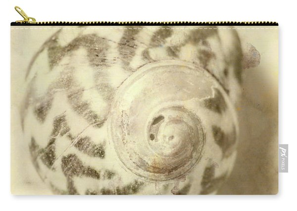 Vintage Seashell Still Life Carry-all Pouch