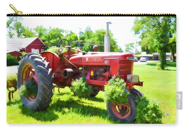 Vintage Tractor 5 Carry-all Pouch