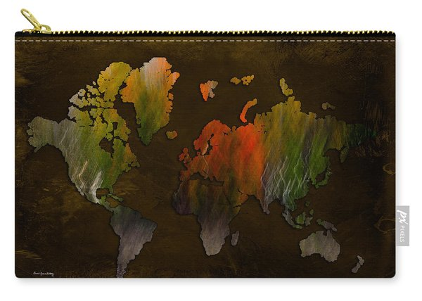 Vintage World Carry-all Pouch