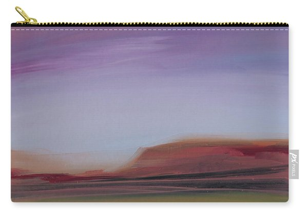Violet Skies Carry-all Pouch