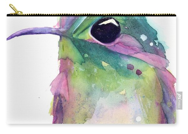 Violet's Rest Carry-all Pouch