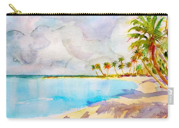 Virgin Clouds Carry-all Pouch