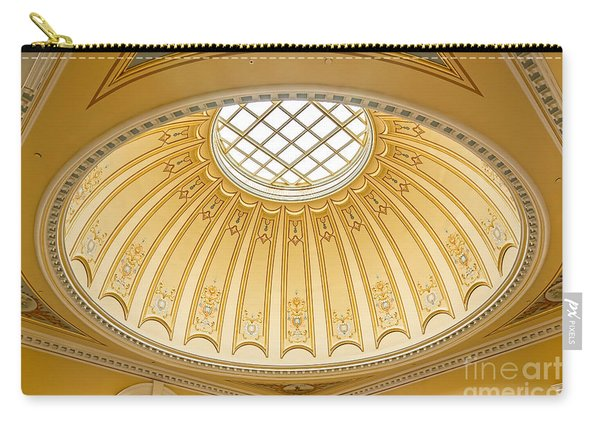Virginia Capitol - Dome Profile Carry-all Pouch