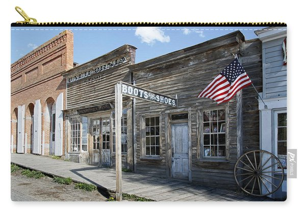 Virginia City Ghost Town - Montana Carry-all Pouch