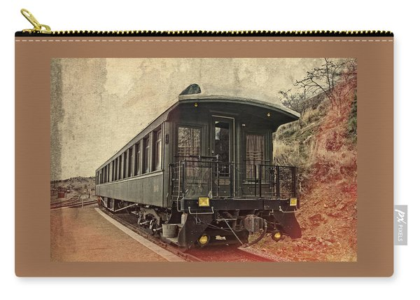 Virginia City Pullman Car Carry-all Pouch
