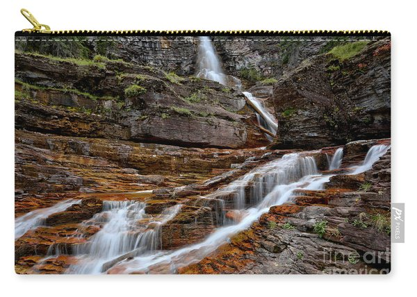 Virginia Falls And Streams Carry-all Pouch