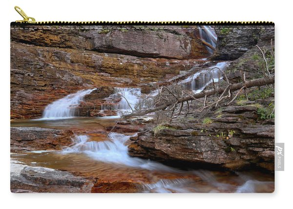 Virginia Falls Switchbacks Carry-all Pouch