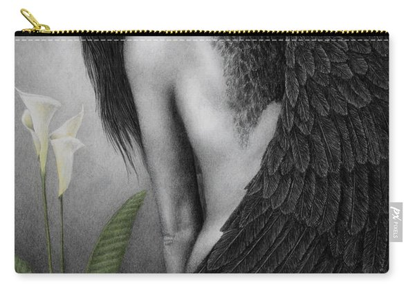 Visible Darkness Carry-all Pouch