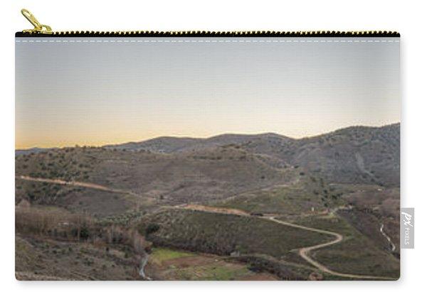 Vista De Moros Carry-all Pouch