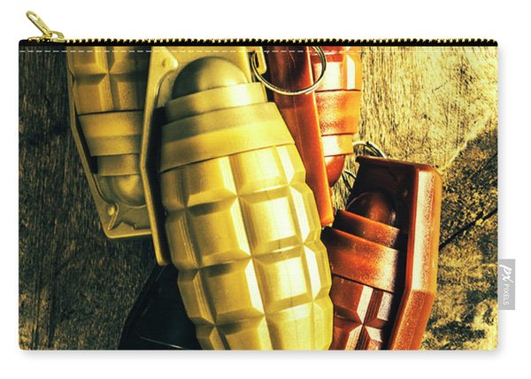 Visual Impact Carry-all Pouch