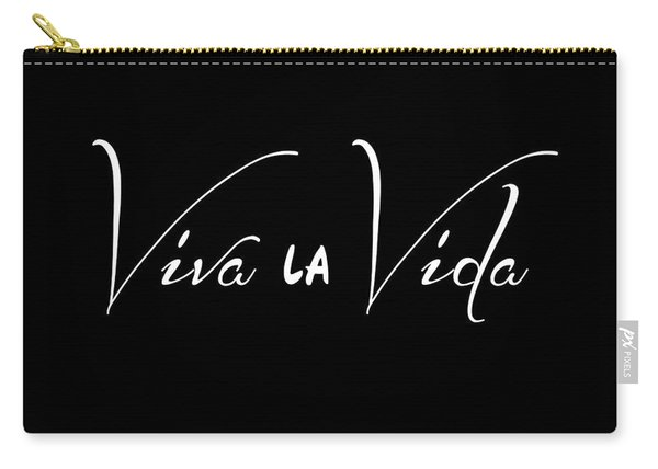 Viva La Vida Carry-all Pouch