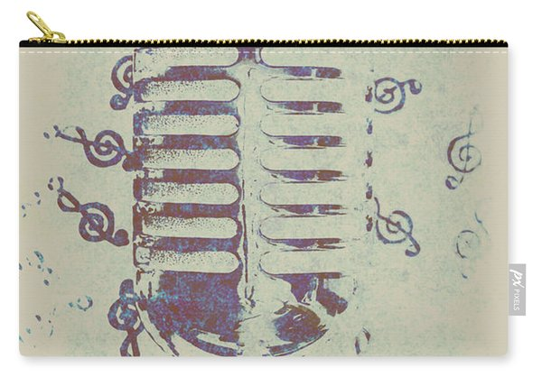 Vocal Harmony Carry-all Pouch
