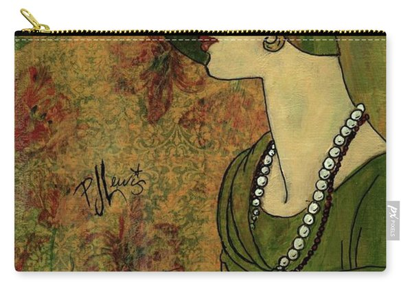 Vogue Twenties Carry-all Pouch