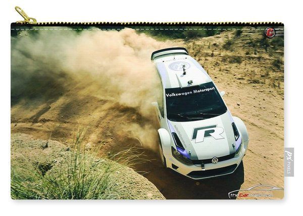 Volkswagen Polo Rally Carry-all Pouch