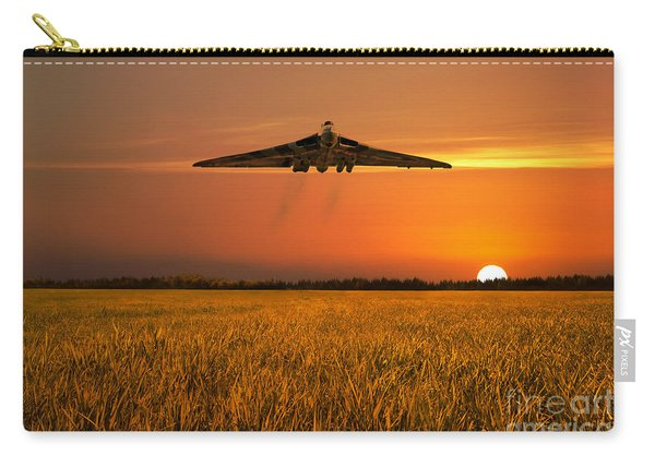 Vulcan Farewell Fly Past Carry-all Pouch