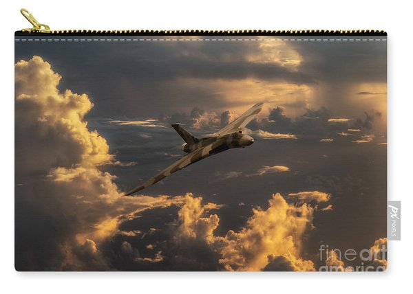 Vulcan Flying Forever Carry-all Pouch