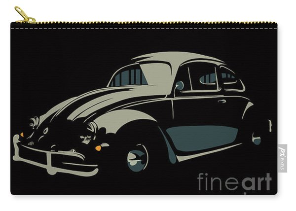 Vw Beatle Carry-all Pouch
