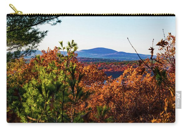 Wachusett In Fall Carry-all Pouch