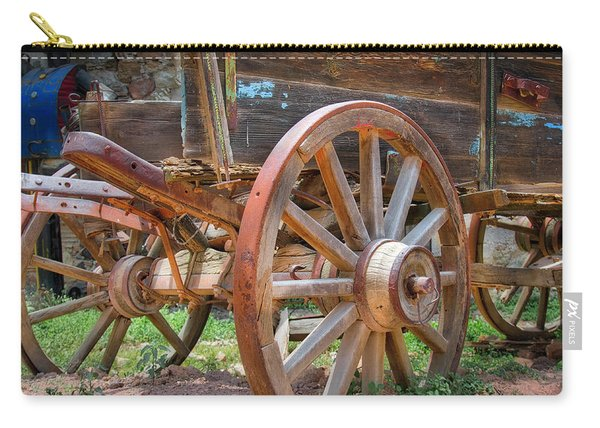 Wagons Ho Carry-all Pouch