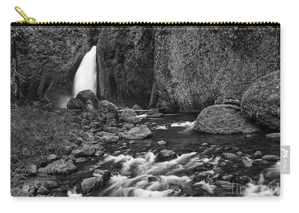 Wahclella Falls Carry-all Pouch