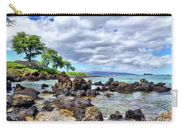 Wailea Beach #2 Carry-all Pouch