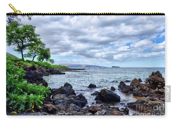 Wailea Beach Carry-all Pouch