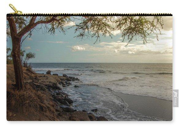 Waimea Bay Sunset Carry-all Pouch