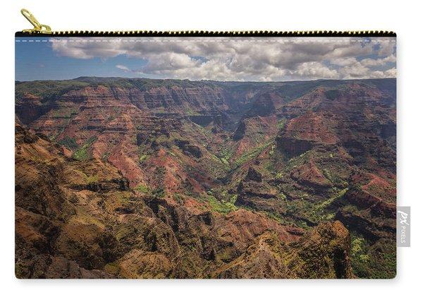 Waimea Canyon 7 - Kauai Hawaii Carry-all Pouch