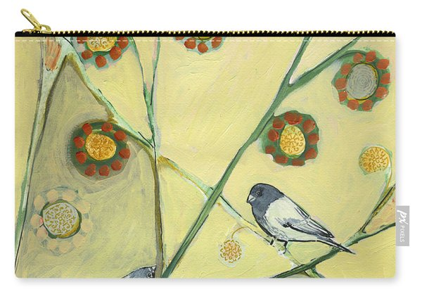 Waiting For The Dance Of Spring Carry-all Pouch