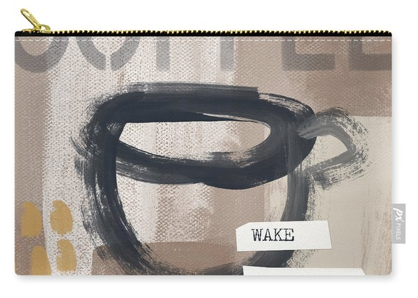 Wake My Soul- Art By Linda Woods Carry-all Pouch