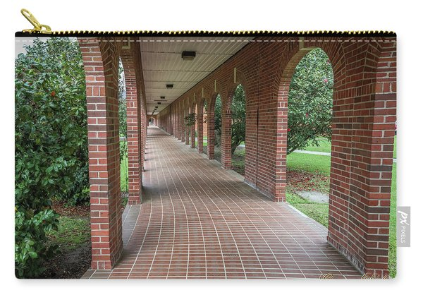 Walk Of Honor 6 Carry-all Pouch