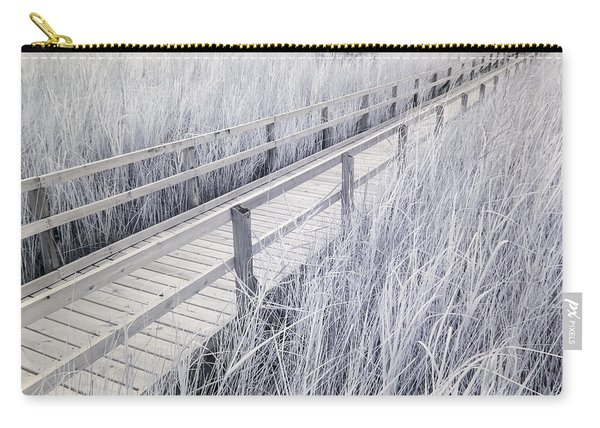 Walk Through The Marsh Carry-all Pouch