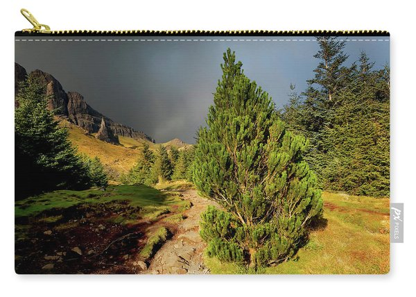 Walk To Storr Carry-all Pouch