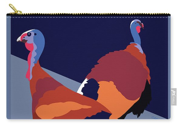 Walking Away From You Carry-all Pouch