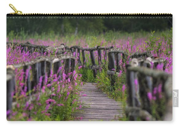 Walking In Magic... Carry-all Pouch
