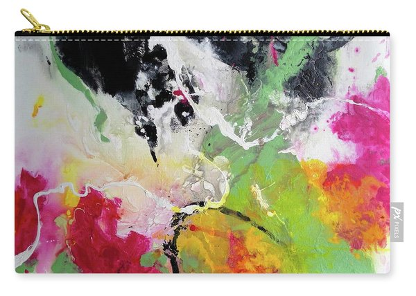 Walking In Sunshine Carry-all Pouch
